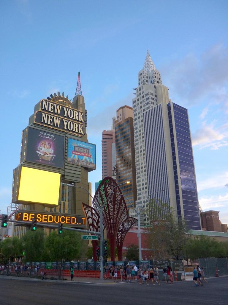 new york las vegas
