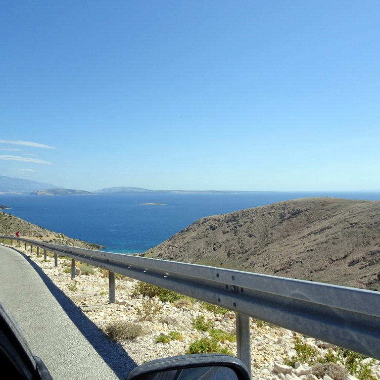 roadtrip croatie