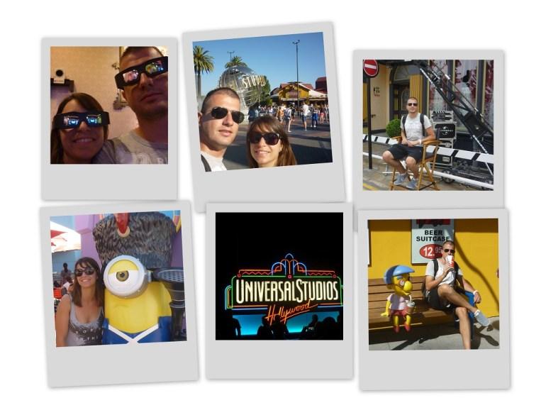 Polaroid Universal Studios