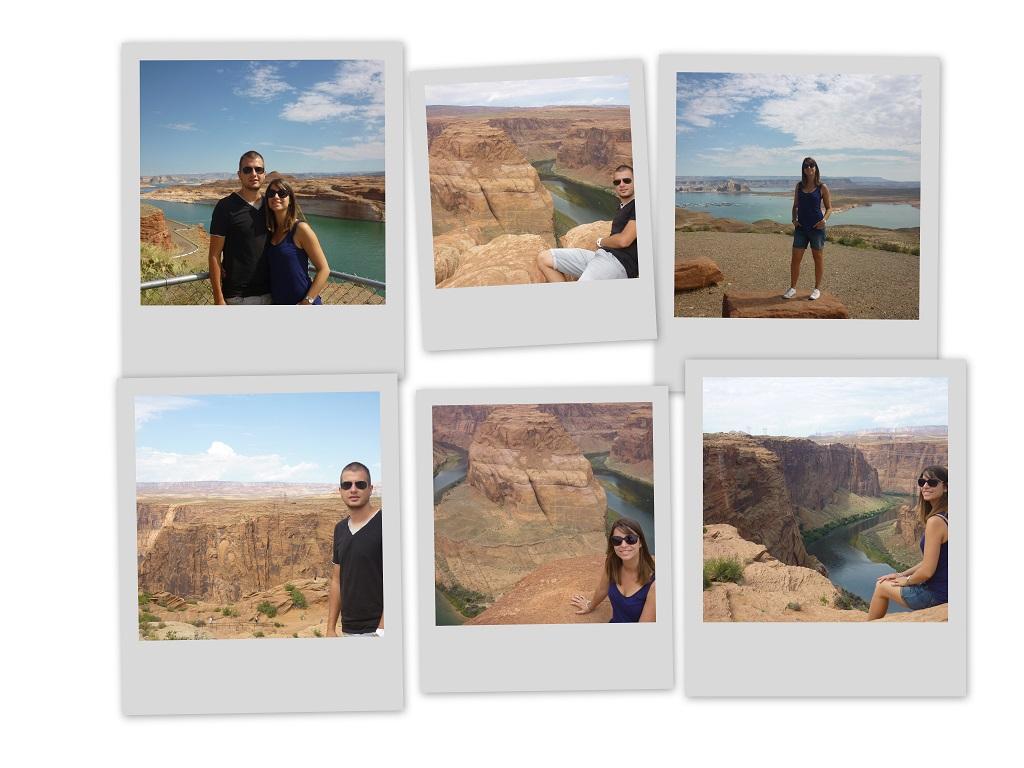 Polaroid Page Arizona