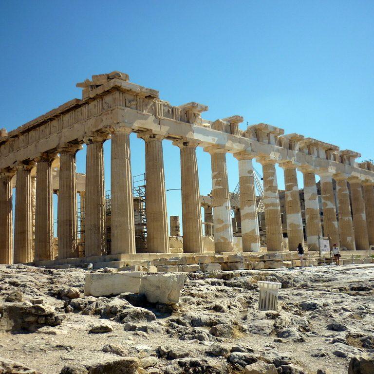 le_Parthenon
