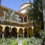 palais visite séville