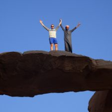 photo desert jordanie