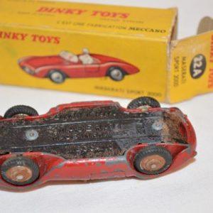 Dinky Toys - 22A - Maserati 2000 -