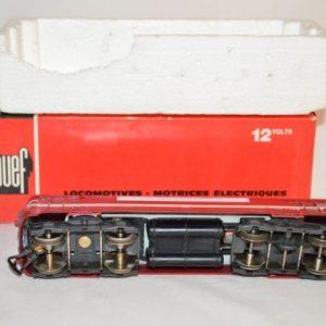 JOUEF: 8341 HO - locomotive électrique - BB 9288