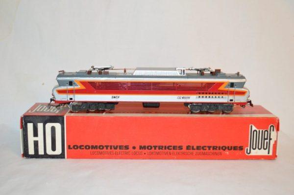 JOUEF: 8436 HO - Loco électrique CC 6505