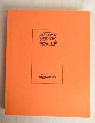R.Crumb: Sketchbook 1966-'67