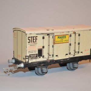 JEP - Unis France - wagon frigo - 4666