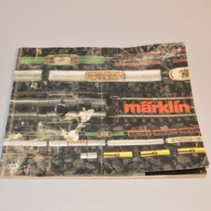 Märklin: Catalogue 1979 en Français