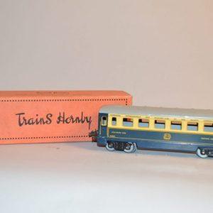 Hornby: Voiture Salon Pullman, N° 4025 des Wagons-Lits