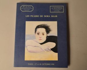 Les Picasso de Dora Maar. Succession de Madame Markovitch
