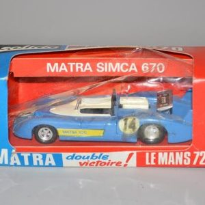 SOLIDO: Matra Simca 670 longue N°14