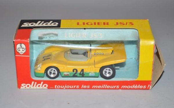 SOLIDO: No 195 - Ligier JS/3