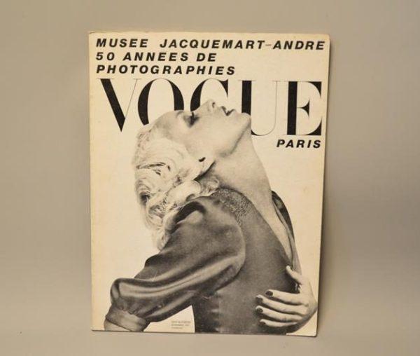Vogue Paris. Musée Jacquemart-André 50 Années de Photographies.