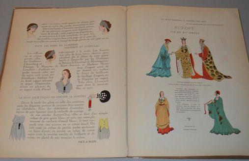 Art, goût, beauté : feuillets de l'élégance féminine Paris (Novembre 1922)