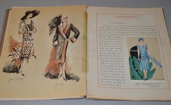 Art, goût, beauté : feuillets de l'élégance féminine Paris