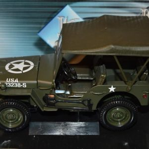 SOLIDO: Jeep Willis US Army - Ref 8075