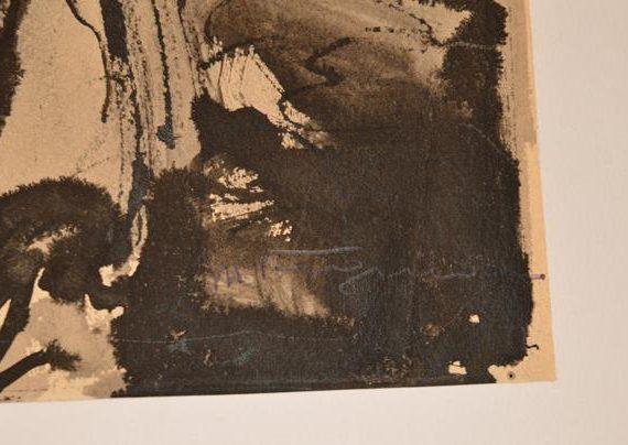 Marcel FEGUIDE - Dessin - peintre - artiste - peinture