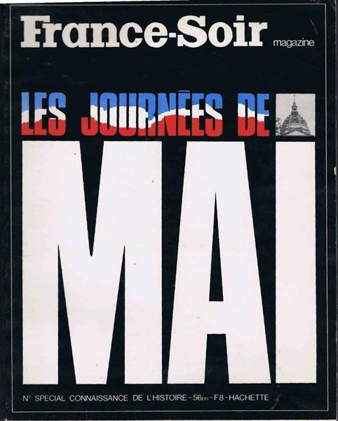 France Soir – les journées de mai (68) – Revue