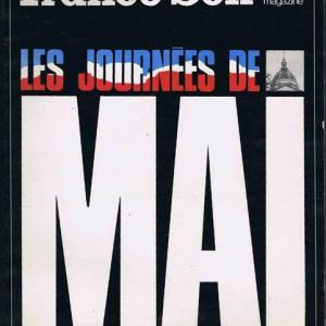 France Soir - les journées de mai (68) - Revue