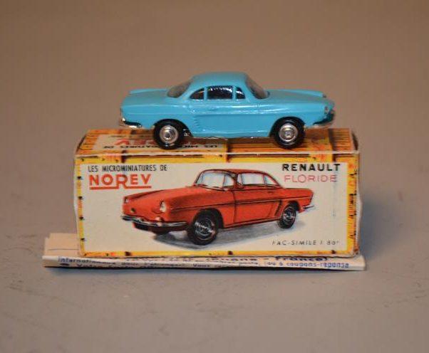 NOREV – Les Micro-miniatures – Modèle Renault Floride
