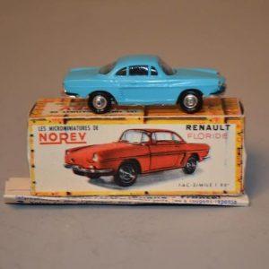 NOREV - Les Micro-miniatures - Modèle Renault Floride