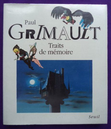 Paul Grimault – Traits de mémoire – le rois et l'oiseau