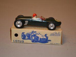 SOLIDO - Voiture miniature - Modèle LOTUS Formule 1