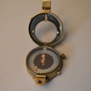 Boussole - Compas - militaire - MKVII modèle Verner's WW1