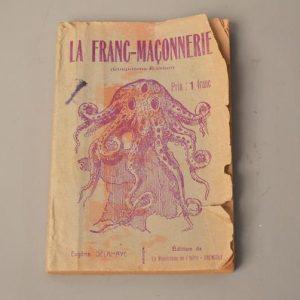 La franc-maçonnerie - 5ème édition - Eugène Delahaye