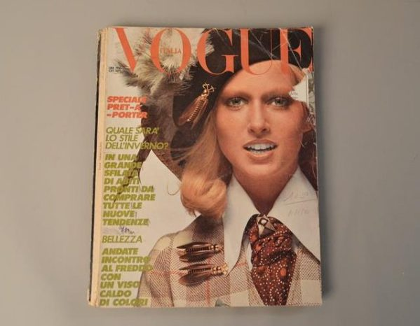 Vogue Italia - Walter Albini -photo Chris Wangenheim - Ottobre / Octobre 1971