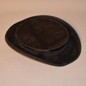 Chapeau claque ou gibus d'opéra qui s'aplatit - Taille XS - 1920