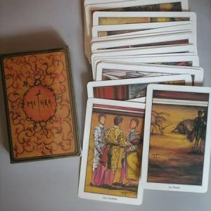 ORACLE LE MITHRA - 36 CARTES PAR CHANTAL BOUGENIERES - Divinatoire