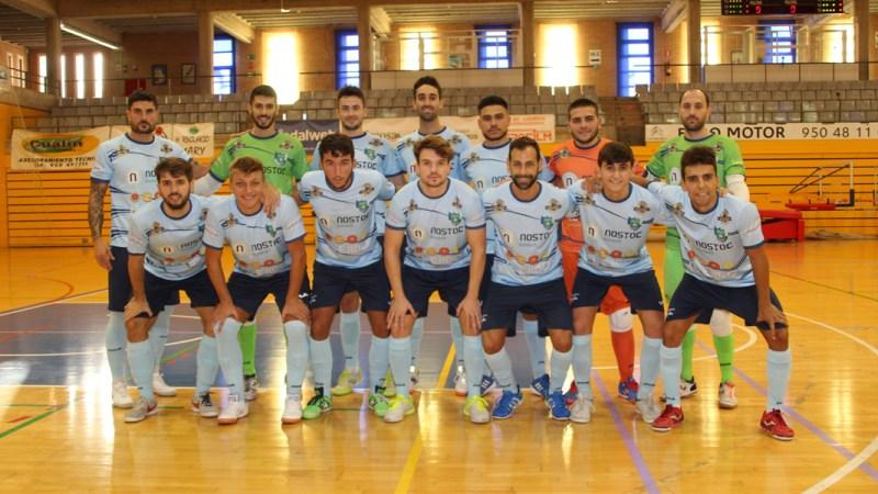 El CD El Ejido Futsal cayó derrotado ante ElPozo Ciudad de Murcia en su tercer amistoso de pretemporada en un partido muy intenso.