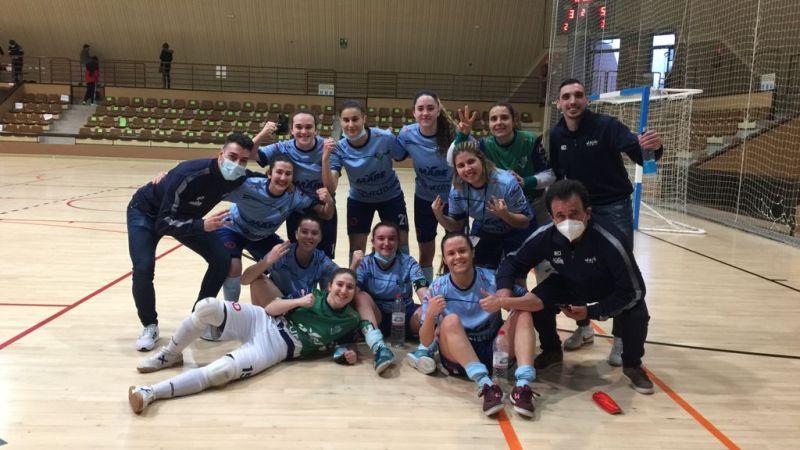 El Sénior Femenino vence a domicilio 3-5 al Hispania de Yecla