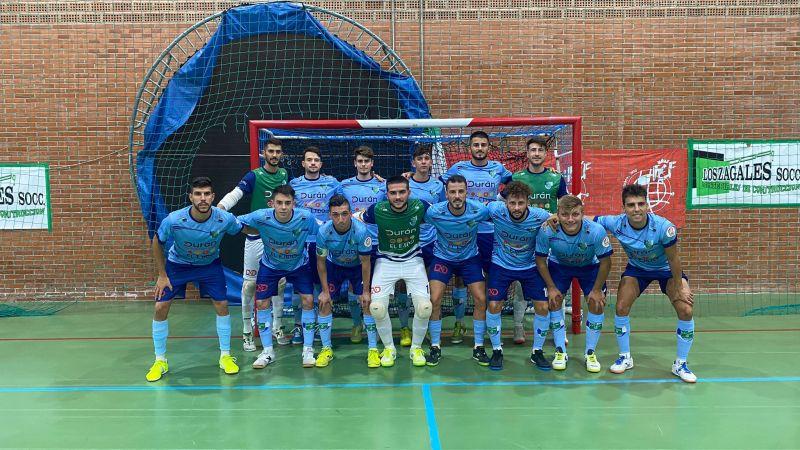 El CD El Ejido Futsal vence en su primer partido de pretemporada