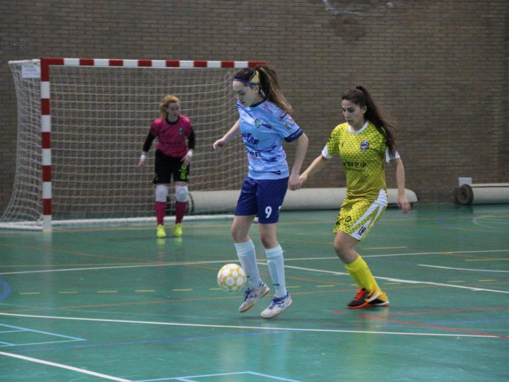 El CD El Ejido Futsal Femenino arrancará la temporada el 9 de Octubre