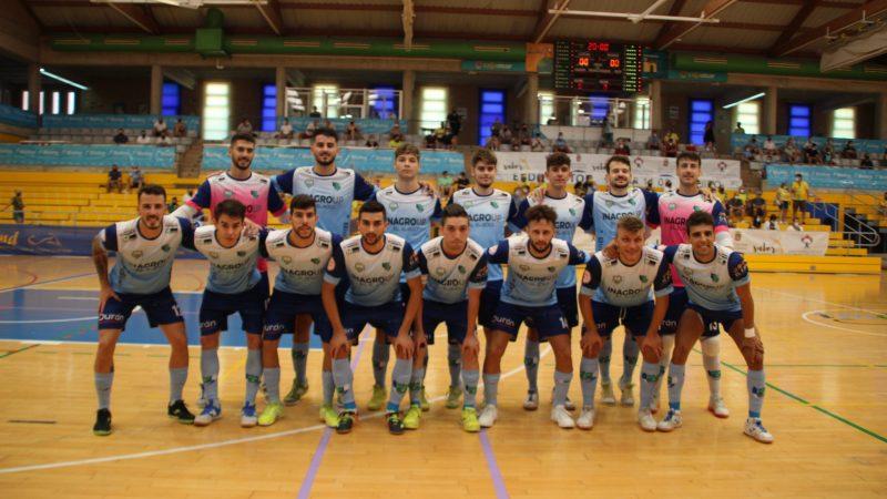 El CD El Ejido Futsal, subcampeón de la Copa de Andalucía