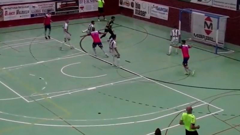 Primer partido y primera victoria para Inagroup El Ejido Futsal