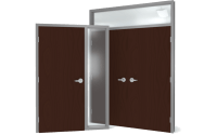 Commercial Steel Doors, Hollow Metal Doors, Fire Rated Doors