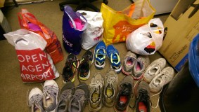 Some of the generous donations