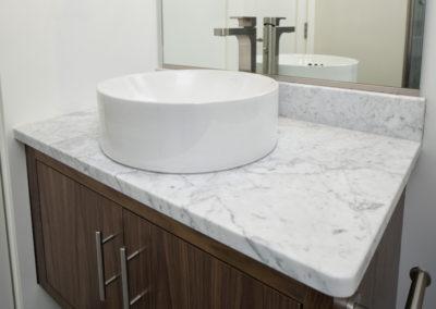 Granite Bathroom Countertops Sinks
