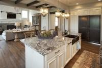 Granite Countertops in Kitchens | Granite Backsplash ...