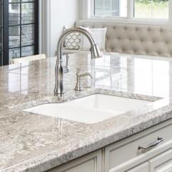 Salvaged Kitchen Cabinets Island Hoods Granite Countertops In Kitchens | Backsplash ...