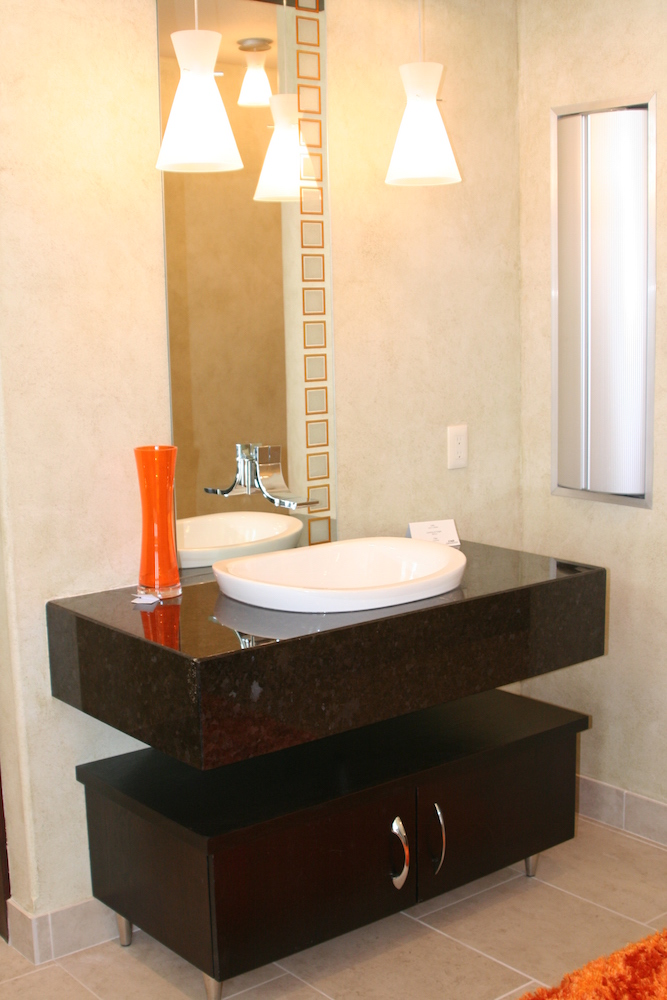 granite bathroom countertops, sinks & surrounds | c&d granite
