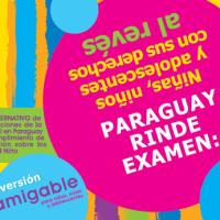 Paraguay Rinde Examen. Informe Alternativo Amigable