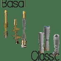 Basal vs Classic