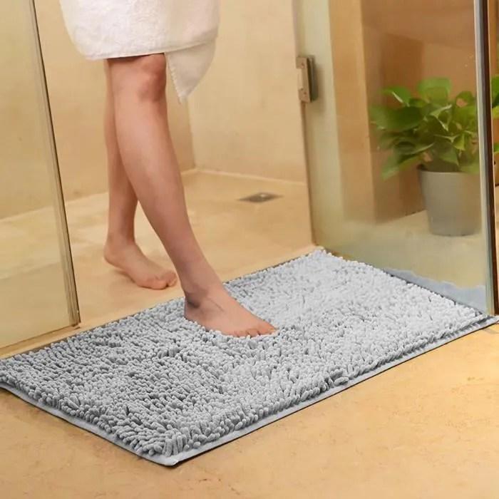 grand tapis de salle de bain