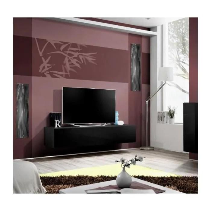 meuble tv suspendu de la collection fly design co