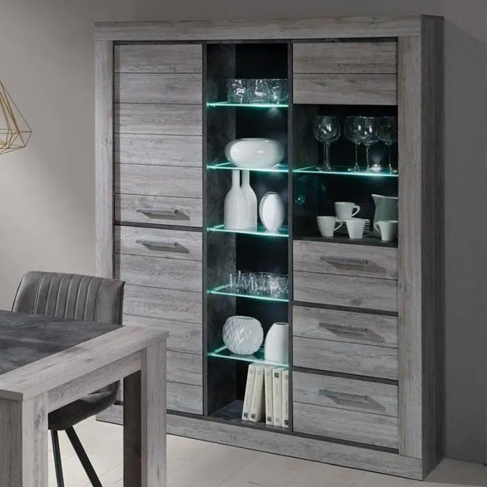 meuble argentier contemporain couleur bois ovide g